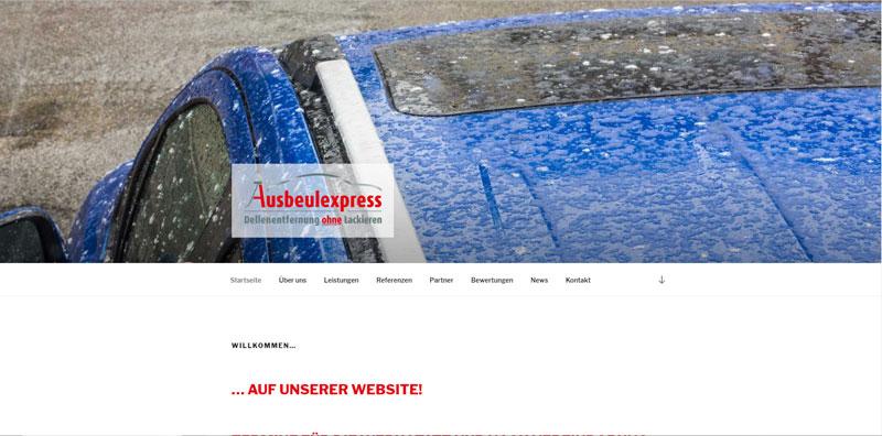 Ausbeulexpress Philip Pritchard Referenz Merlin Marketing Birgit Jarosch